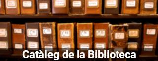 Catàleg de la Biblioteca de l'Ateneu Barcelonès